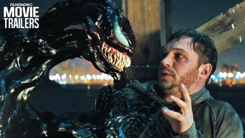 """VENOM """"A Brock and a Hardy Place"""" Vignette NEW (2018) - Marvel Comic Book Movie"""