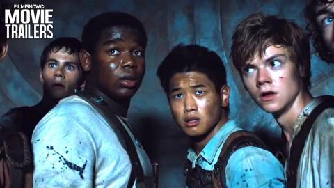 Maze Runner: Death Cure   Take a journey with the cast