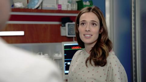 Chicago PD 7x08 — Burgess Is Pregnant