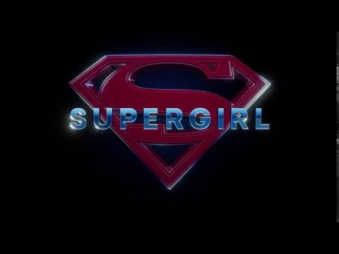 Supergirl : Season 2 - Opening Credits / Intro / Title Card