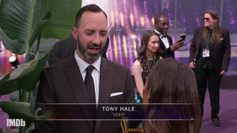 "Tony Hale Reveals the Existence of ""Veep"" Group Text Thread"