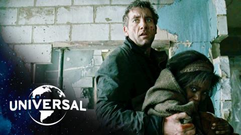Children of Men (15th Anniversary)   Rescuing the Earth's Only Baby from a Warzone