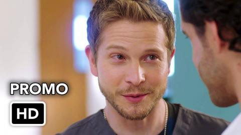 """The Resident 2x18 Promo """"Emergency Contact"""" (HD)"""