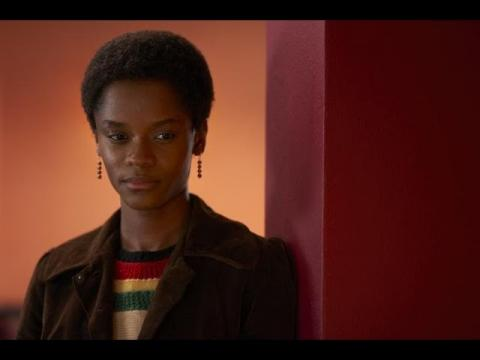"""Letitia Wright on Working With Steve McQueen on """"Small Axe"""""""