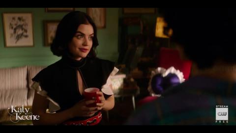 "Katy Keene 1x04 Sneak Peek ""Here Comes the Sun"" (HD) Lucy Hale, Ashleigh Murray Riverdale spinoff"