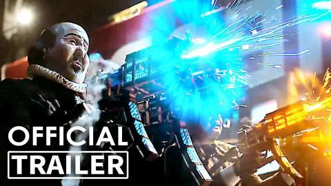 JUPITER'S LEGACY Trailer (Superheroes, 2021)