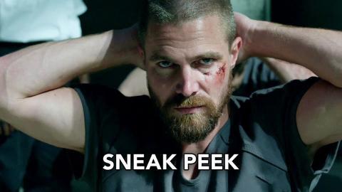 """Arrow 7x01 Sneak Peek #2 """"Inmate 4587"""" (HD)"""