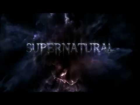 Supernatural : Season 3 - Opening Credits / Intro / Title Card