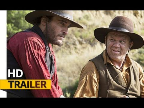 The Sisters Brothers (2018)   OFFICIAL TRAILER Joaquin Phoenix, John C. Reilly, Jake Gyllenhaal
