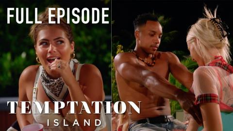 [FULL EPISODE] Hot Singles Play Sexy Truth Or Dare With Taken Guys | Temptation Island | USA Network