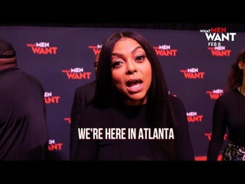 What Men Want (2019) - Atlanta Press Playbox- Paramount Pictures