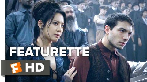 Fantastic Beasts: The Crimes of Grindelwald Featurette - The Adventure Continues (2018) | Movieclips