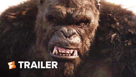 Godzilla vs. Kong Trailer #1 (2021)   Movieclips Trailers