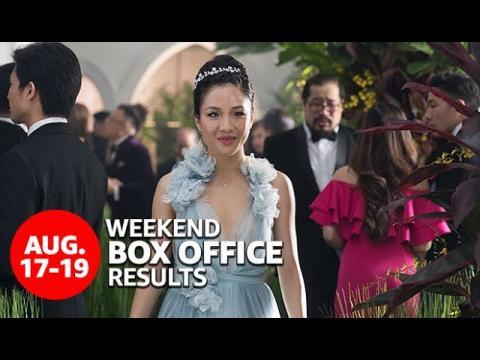 Weekend Box Office | August 17-19