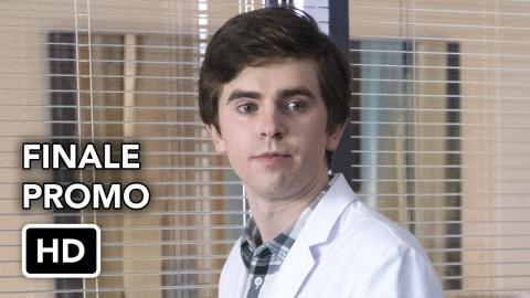 "The Good Doctor 1x18 Promo ""More"" (HD) Season Finale"