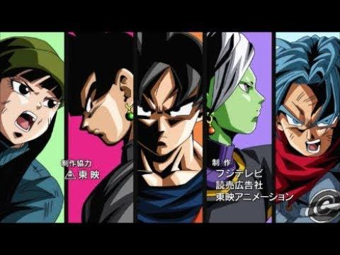Dragon Ball Super : Opening Credits / Intro (4)