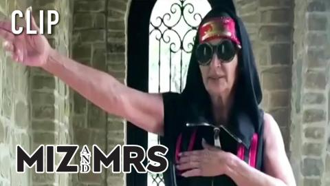 Miz & Mrs: Season 1 Episode 4: Marjo Insists On Being In The