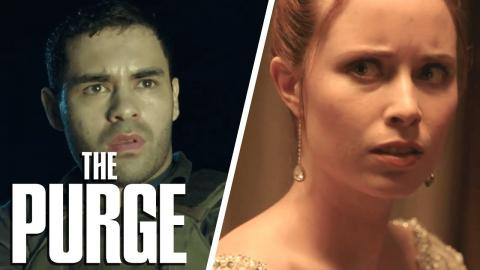 The Purge (TV Series)   Official Trailer   The Purge on USA Network