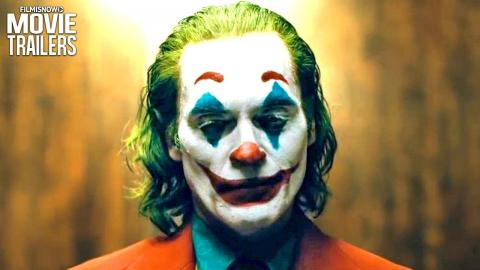 Joker Teaser Trailer 2019 Joaquin Phoenix Dc Comic Book Movie