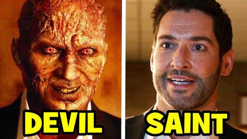 The FALL & RISE of Lucifer   The Twisted Truth of Netflix's DEVIL!