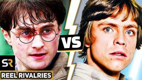 Battle Of The Chosen Ones | Harry Potter VS Luke Skywalker