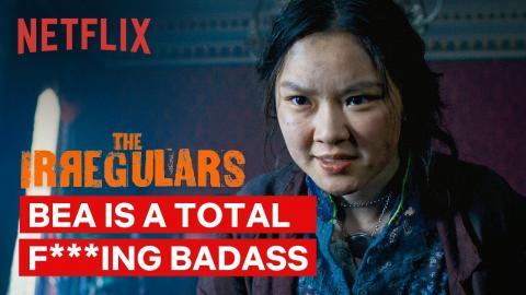 Bea is a Total F***ing Badass | The Irregulars | Netflix