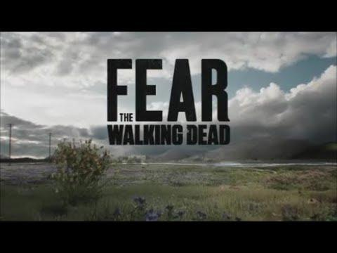 Fear The Walking Dead : Season 4 - Opening Credits / intro II COMPILATION