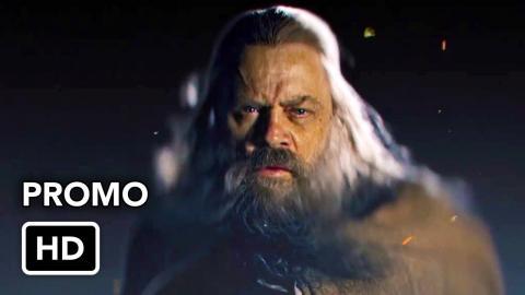 Knightfall Season 2 Teaser Promo (HD) Mark Hamill joins cast