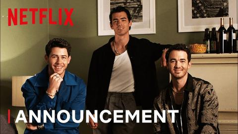 The Jonas Brothers Family Roast | Announcement | Netflix