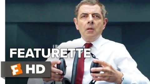 Johnny English Strikes Again Featurette - VR (2018) | MovieClips Coming Soon