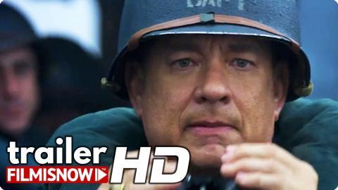GREYHOUND Trailer (2020) Tom Hanks WWII Movie