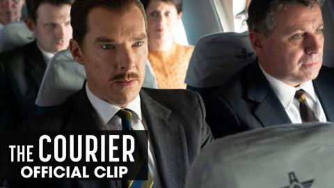 """The Courier (2021 Movie) Official Clip """"Mr. Wynne"""" – Benedict Cumberbatch, Rachel Brosnahan"""