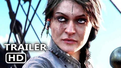 SKULL & BONES Cinematic Trailer (NEW, E3 2018) Game HD
