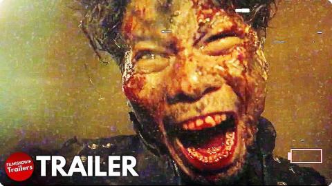 V/H/S/94 Trailer (2021) Found Footage Cult Horror Movie