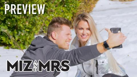 Miz & Mrs | Preview: Take It Up One Notch With An All New Season | on USA Network