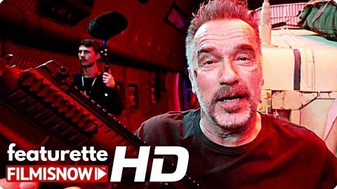 "TERMINATOR: DARK FATE Featurette ""SDCC Inside Look"" (2019) | Arnold Schwarzenegger Movie"