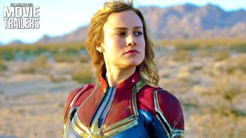 "CAPTAIN MARVEL ""What makes a Hero"" Trailer 