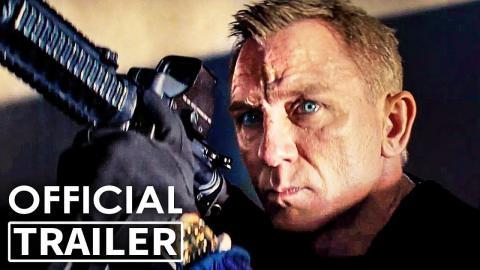 No Time To Die Trailer 2020 Daniel Craig James Bond 007 Movie