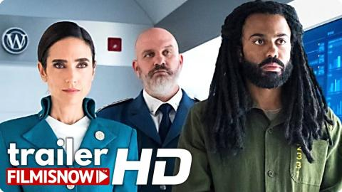 SNOWPIECER (2020) Jennifer Connolly, Daveed Diggs TNT Series