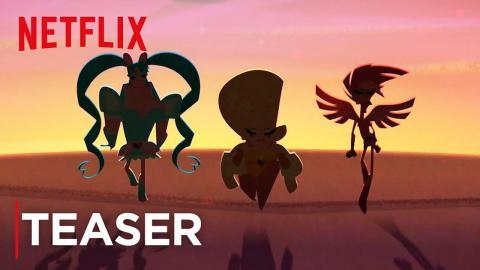 Super Drags | Teaser [HD] | Netflix