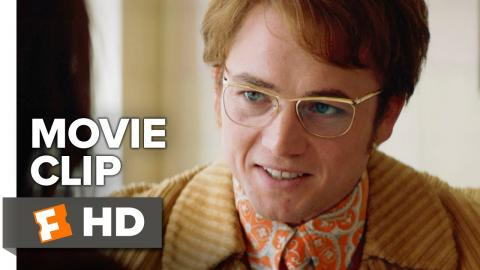 Rocketman Movie Clip - Meeting Bernie (2019) | Movieclips Coming Soon