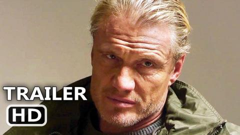 THE TRACKER Official Trailer (2019) Dolph Lundgren, Action Movie HD