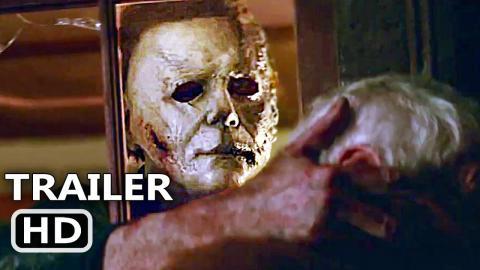 HALLOWEEN KILLS Trailer Teaser (New 2021) Jamie Lee Curtis, Michael Myers Movie HD