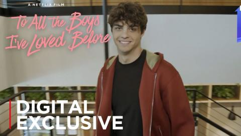Noah Centineo + The Perfect Date Cast Share What's In Their