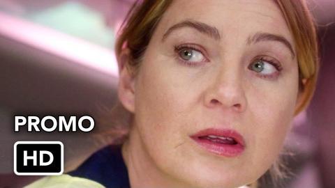 "Grey's Anatomy 14x13 Promo ""Holding on and Letting Go"" (HD) Season 14 Episode 13 Promo"