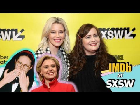 "Elizabeth Banks, Aidy Bryant Pick Dream ""SNL"" Cameo on ""Shrill"""