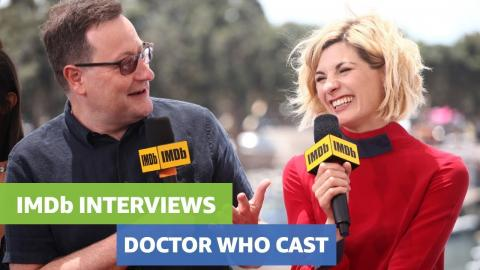 Doctor Who Cast Interview: First Female Doctor Jodie Whittaker Feels Liberated