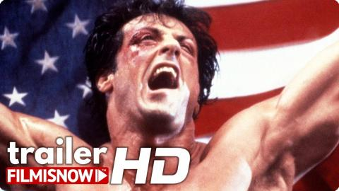40 YEARS OF ROCKY: THE BIRTH OF A CLASSIC Trailer (2020) Sylvester Stallone Documentary