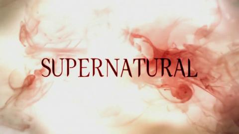Supernatural : Season 5 - Opening Credits / Intro / Title Card