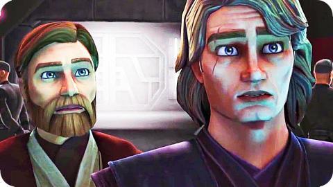 Star Wars: The Clone Wars Trailer Comic Con (2018) New Season!